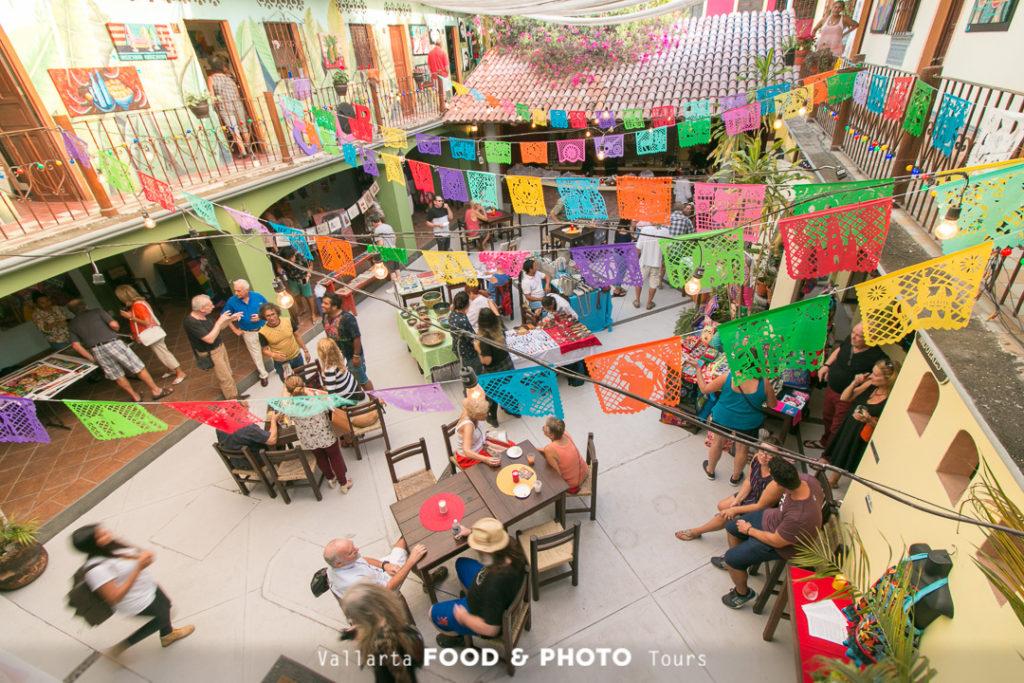 The Art Guild Grand Opening in Puerto Vallarta