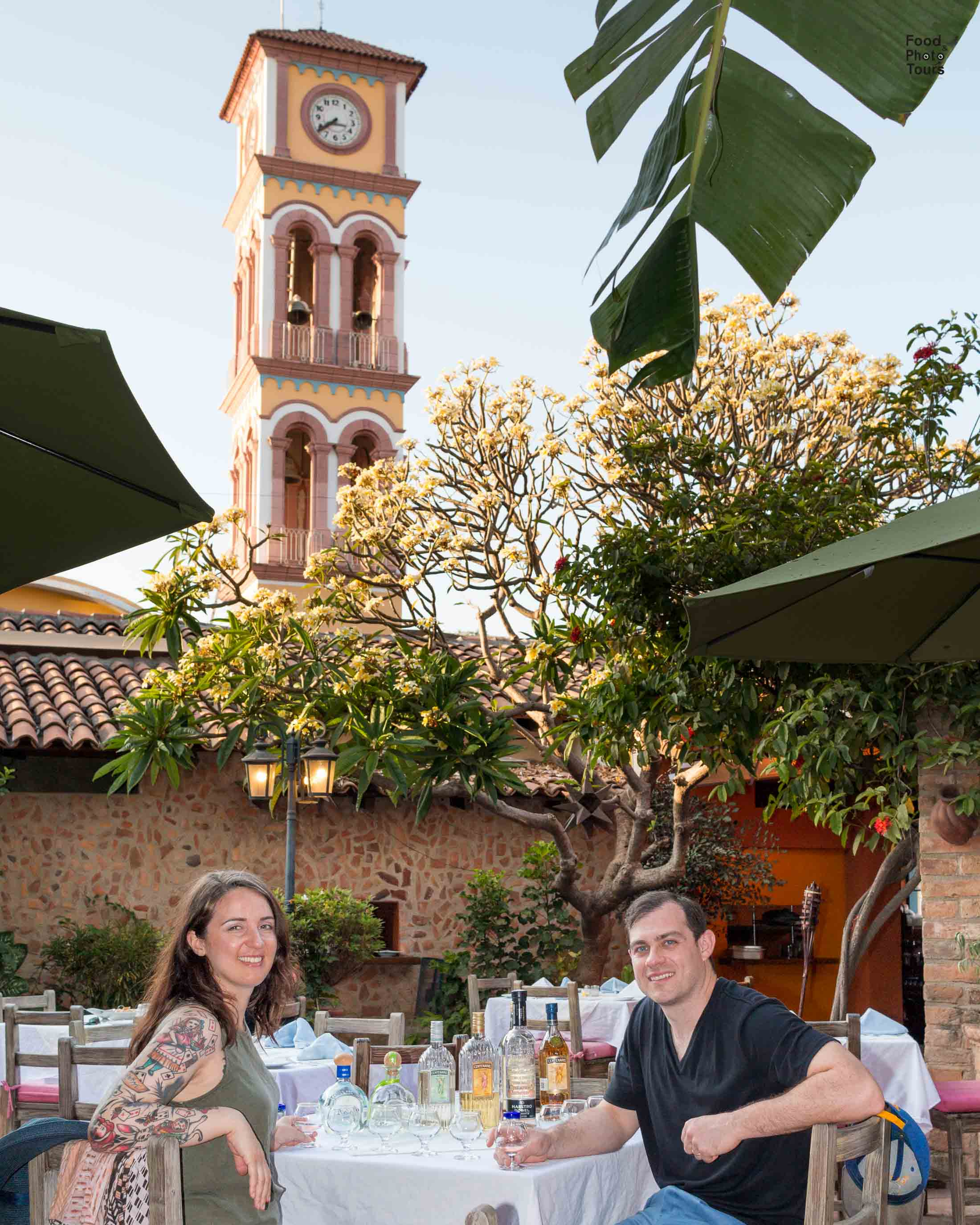 Voted Best Tequila Tastings in Puerto Vallarta