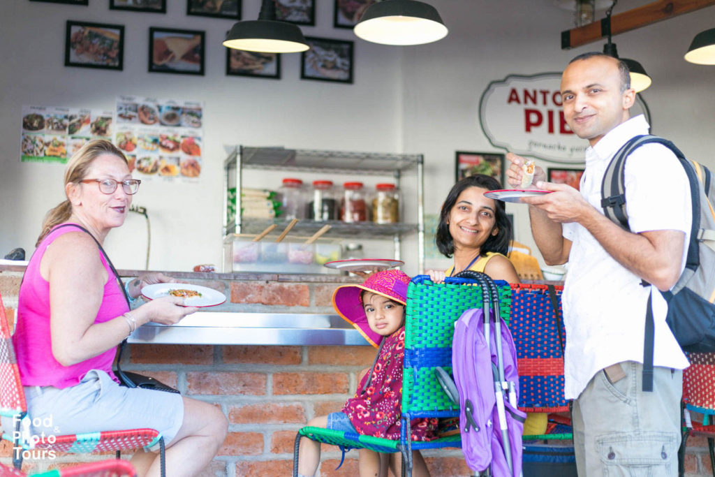 A Food Tour where you will deep-dive into Mexican Food by the hand of a Local Foodie. You will get courtesy photos as a gift from Puerto Vallarta Food Tours and Photo Tours by Star aka Estrellita Velasco.