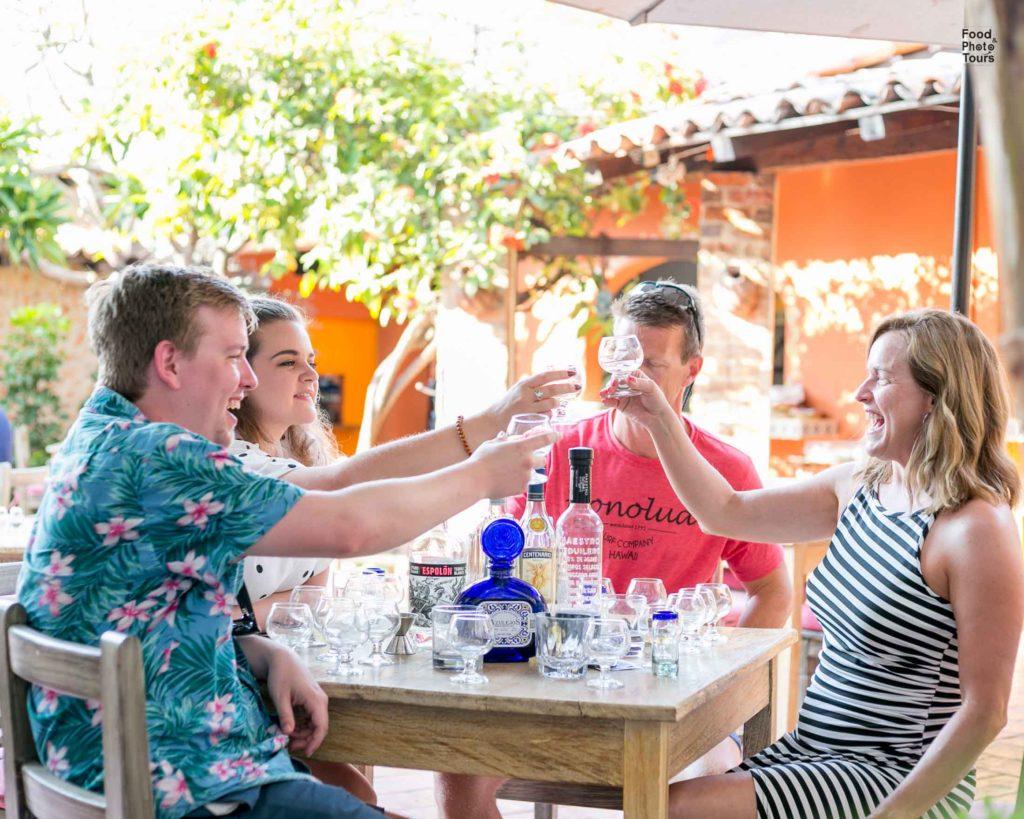 Puerto Vallarta Tequila Tastings.