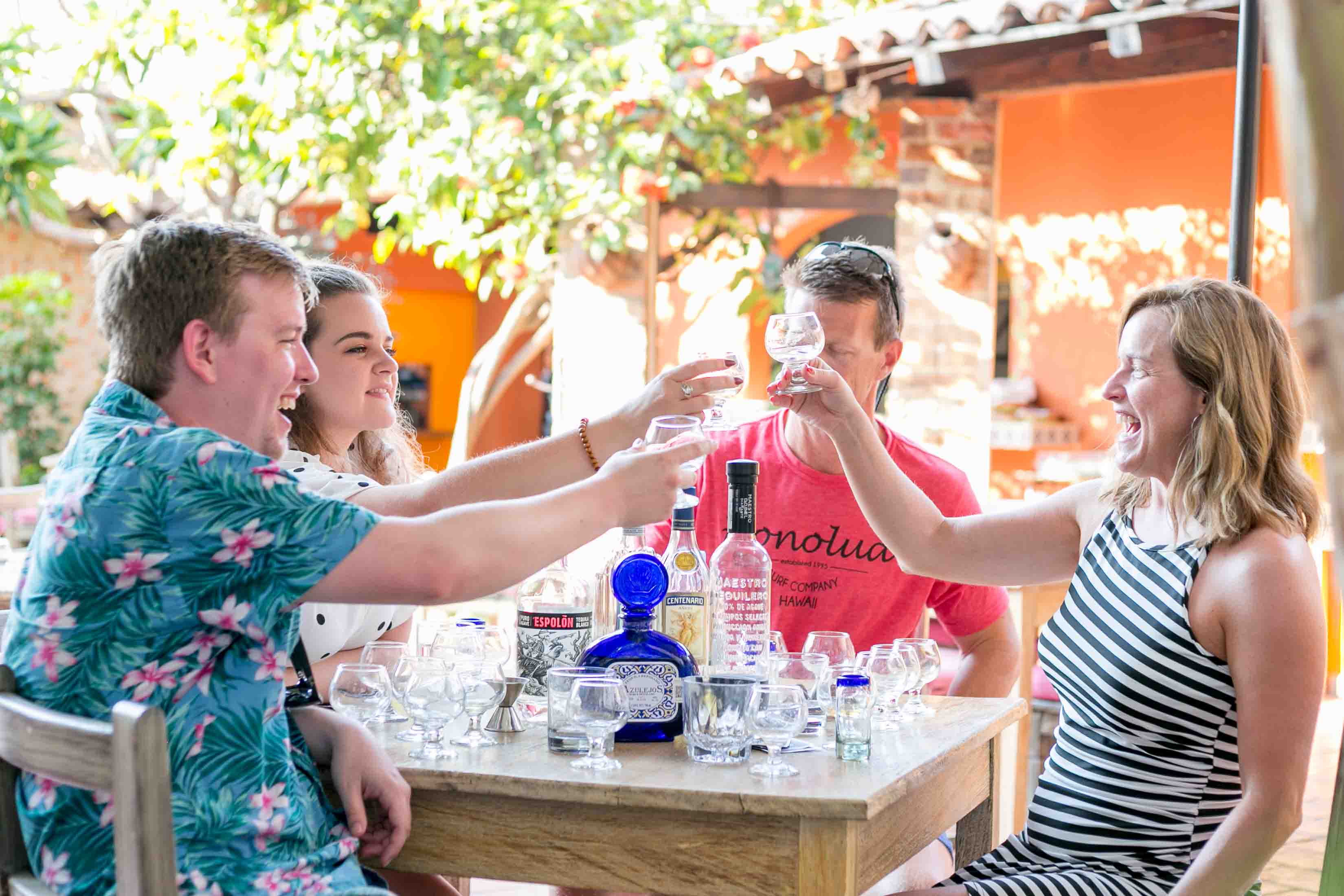 Tequila Tastings in Puerto Vallarta