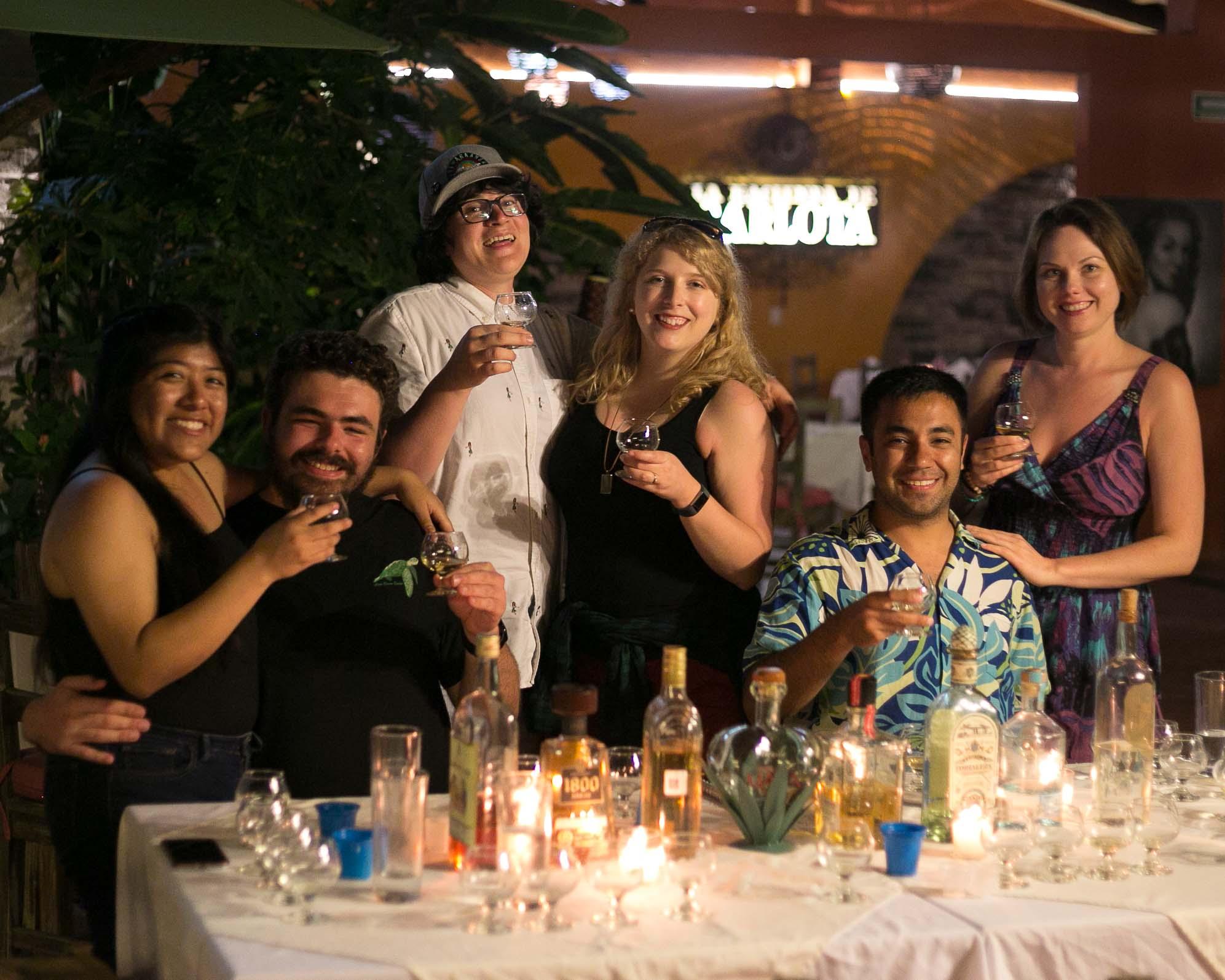 Tequila Tasting in Puerto Vallarta, Mezcal Tasting, Sotol Tasting, Bacanora Tasting, Raicilla Tasting in Puerto Vallarta with Food and Photo Tours