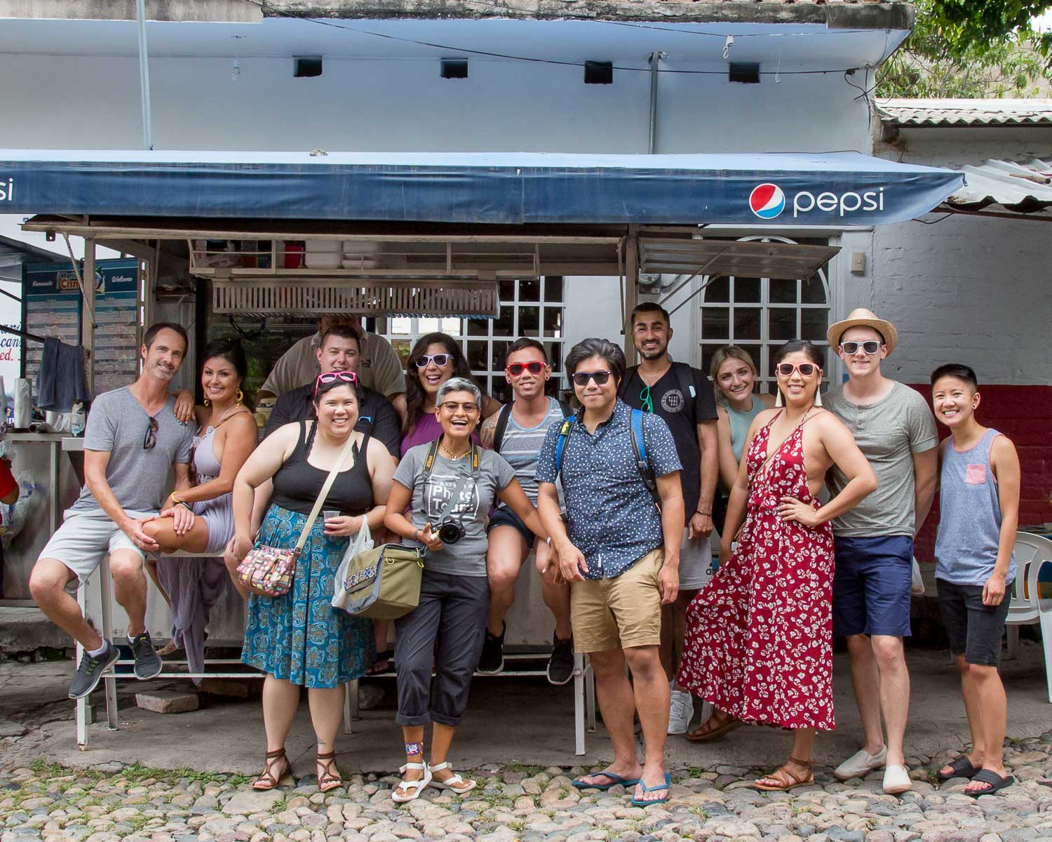 Food Tour in Puerto Vallarta with Local Guides