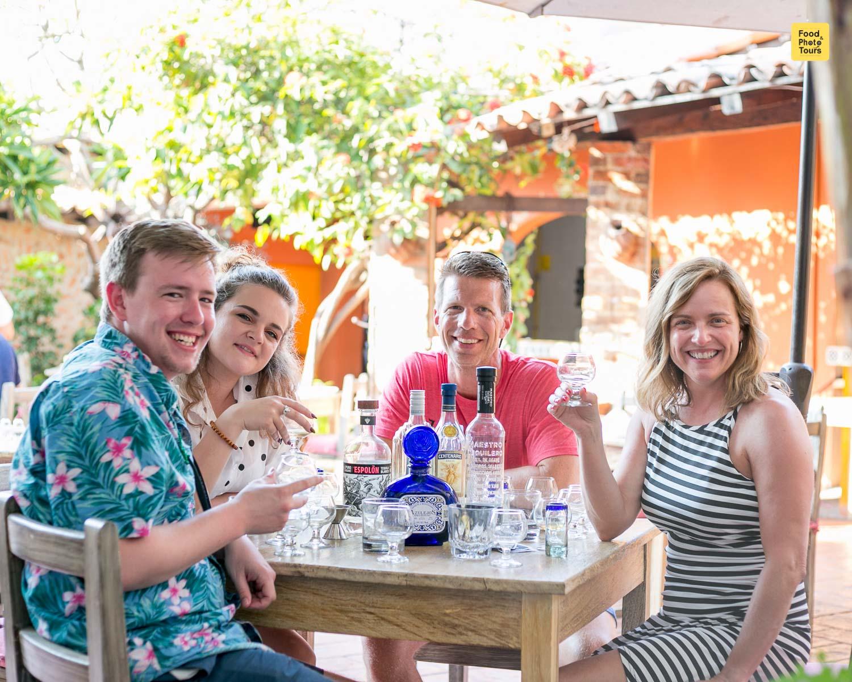 Tequila Tastings, Mezcal Tastings, Sotol Tastings, Raicilla Tastings in Puerto Vallarta