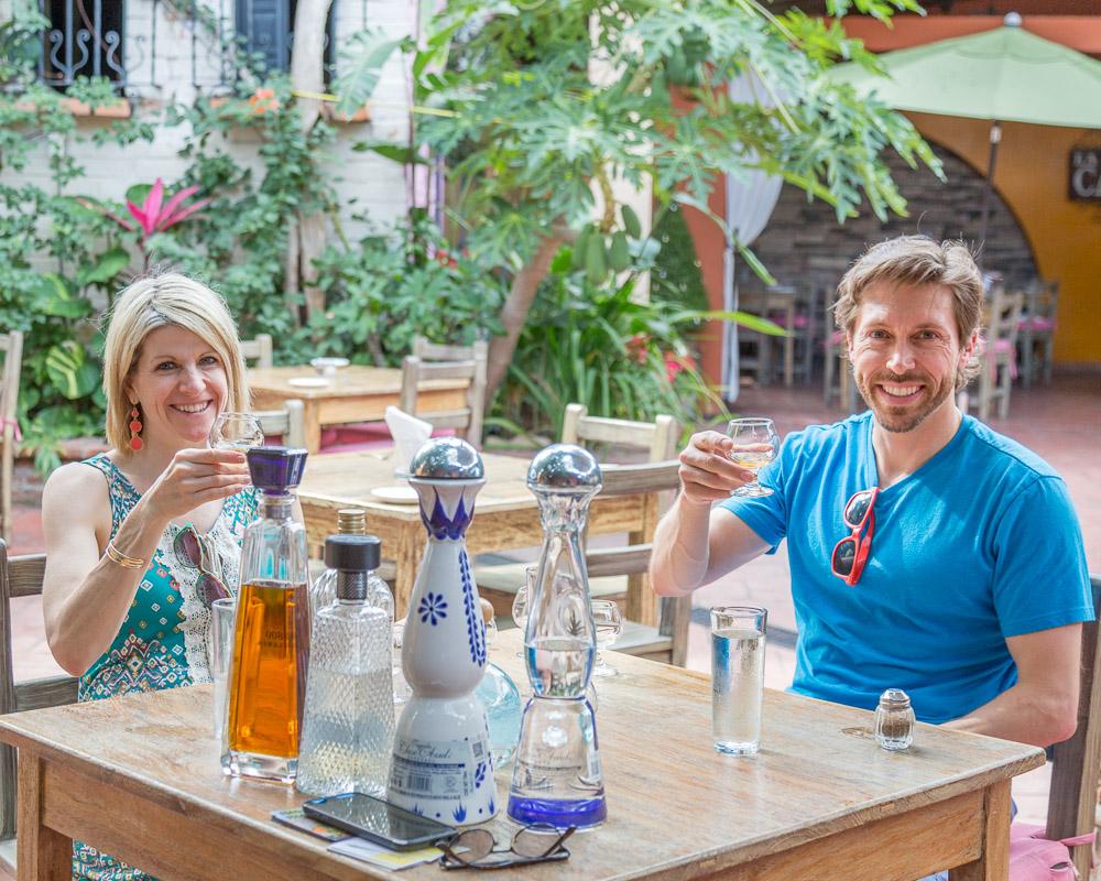 Tequila Tastings in Puerto Vallarta. Mezcal Tastings in Puerto Vallarta. Raicilla Tastings in Puerto Vallarta. Sotol Tastings in Puerto Vallarta. Bacanora Tastings in Puerto Vallarta.