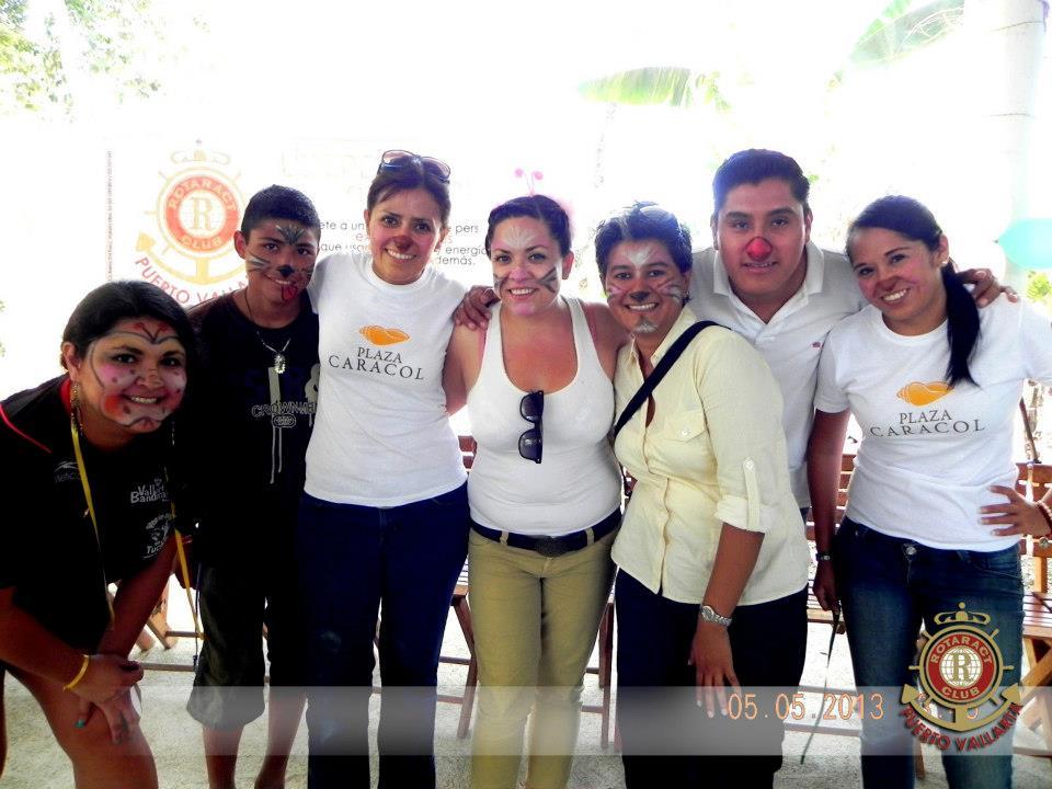 ROTARACT Puerto Vallarta Volunteering