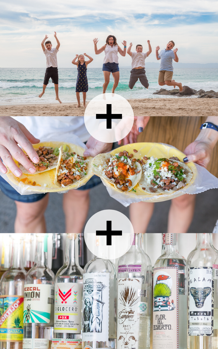 Food Tours, Tequila, Mezcal, and Raicilla Tastings in Puerto Vallarta with Local Foodies